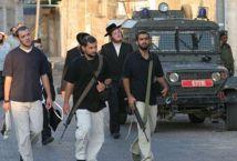 Kolonisten belasteren Mohammed
