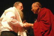 Dalai Lama joins interfaith prayer for rain