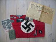 Verkoop Nazi-spullen ging gewoon door