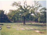 Bekladders joodse begraafplaats gepakt