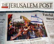 Joodse organisaties plaatsten solidariteitsadvertentie in Jerusalem Post