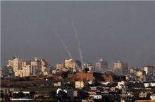 Na Tel Aviv nu ook Jeruzalem onder vuur