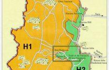 2000 Hebron verdeling
