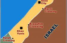 2005 Grensovergangen Gaza
