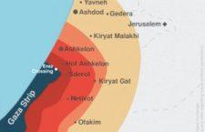 2005-nu Raketbereik uit Gaza