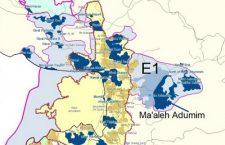 2012 Jeruzalem E1-gebied