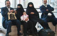 Jemenitisch gezin herenigd in Israel