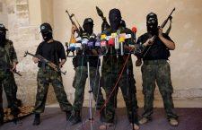 Leden van de militante vleugel van Hamas ontvoerders van Gilad Shalit