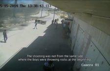 Image palestinian shooting