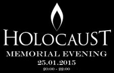 Holocaust memorial evening
