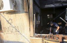 israelisch onderzoek naar brandstichting