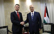 Palestijnse premier neemt Nederlandse zorgen terroristenbetalingen slechts ter kennisgeving aan