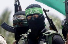 Terreurgroepen Gazastrook luiden 2018 in met raketaanval op Israel