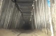 Israel vernietigt tunnel die onder grensovergang liep