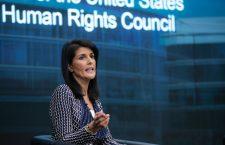 Haley: rapport over bedrijven die zaken doen in nederzettingen is anti-Israel obsessie