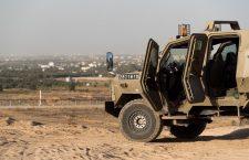 Aanslag op IDF jeep en raketaanval op Zuid-Israel