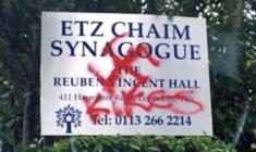 Tweede jaar op rij stijging antisemitische incidenten in Groot-Brittannië
