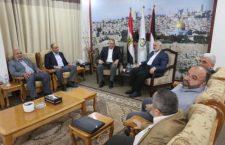 Pogingen Egypte om verzoening PLO-Hamas te redden