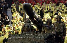 Hezbollah zou in het bezit zijn van chemische wapens