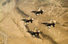 Vermeende Israelische aanval op militaire basissen in Syrië