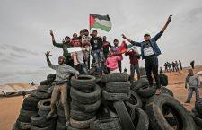 Voorbereidingen voor nieuw Gaza-protest komende vrijdag