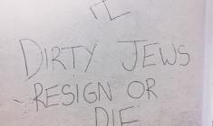 Wereldwijde toename antisemitisme in het jaar 2017