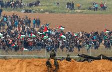 """Hamas: """"protesten gaan door tot heel Palestina is bevrijd"""""""