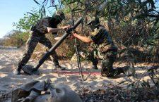 Mortiergranaatsalvo's afgevuurd op Zuid-Israel