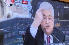 """Palestijnse president Abbas wijt de Holocaust aan """"gedrag van de Joden"""""""