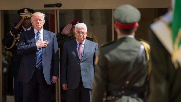 Amerikaanse steun aan Palestijnse Autoriteit bevroren