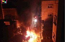 Hamas vuurt raketten af na Israelische vergelding voor vuurbomvliegers