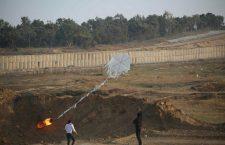Vuurbomvliegers gaan de Palestijnen geld kosten