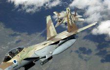 Israel bombardeert raketinstallatie van Islamitische Staat in Syrië