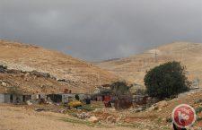 Ontruiming Bedoeïenennederzetting Khan Al Ahmar