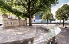 Herdenking Joods Kindermonument in Rotterdam