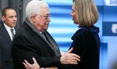 Kamervragen over brief Mogherini aan Israelische minister Erdan