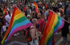 50.000 mensen demonstreren voor LHTB-rechten in Tel Aviv