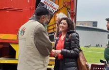 PvdA en SP laten zich voor karretje van boycotlobby spannen