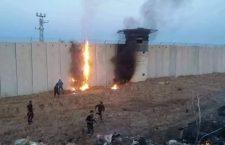 Onrust aan de Gazagrens op zelfde niveau als voor het staakt-het-vuren