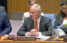 Nederland veroordeelt moord op Ari Fuld en aanstaande sloop Khan al Ahmar