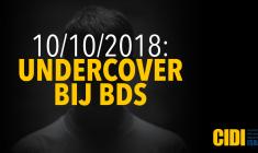 Undercover bij BDS