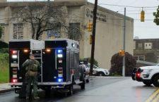 De aanslag op Tree of Life synagoge in Pittsburgh