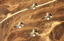 Israelische luchtaanval op Iraanse wapens nabij Damascus