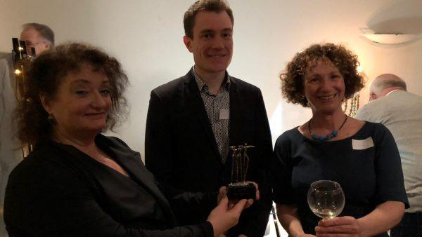 Stichting Na de oorlog wint CIDI Respect Award 2018