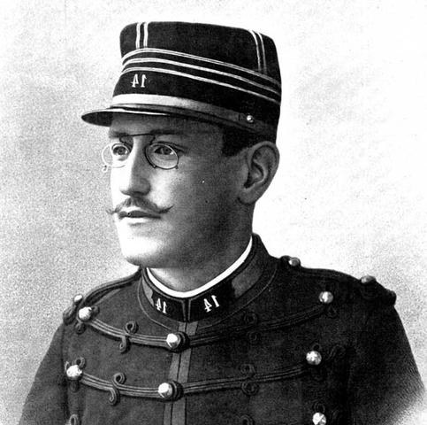 Alfred Dreyfus, 1893.