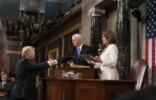 Aandacht voor antisemitisme in Trumps State of the Union