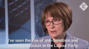 Louise Ellman houdt Corbyn verantwoordelijk voor het antisemitisme in Labour