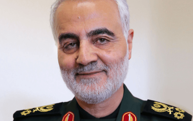Qassem Soleimani is dood