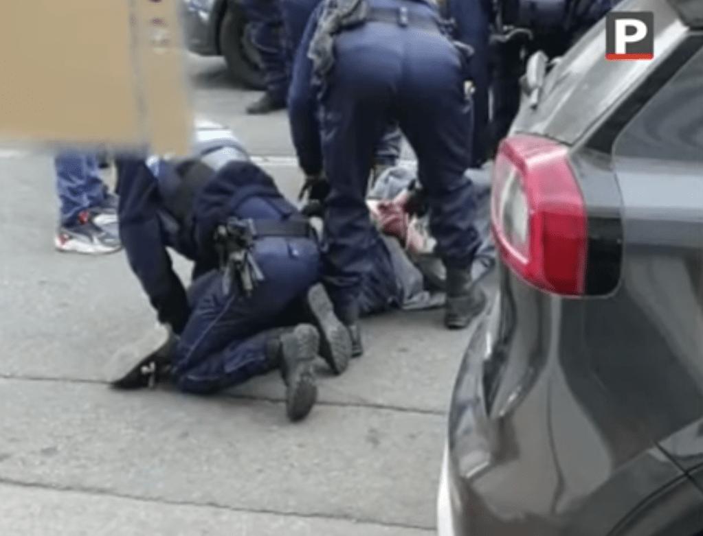 arrestatie Marseille