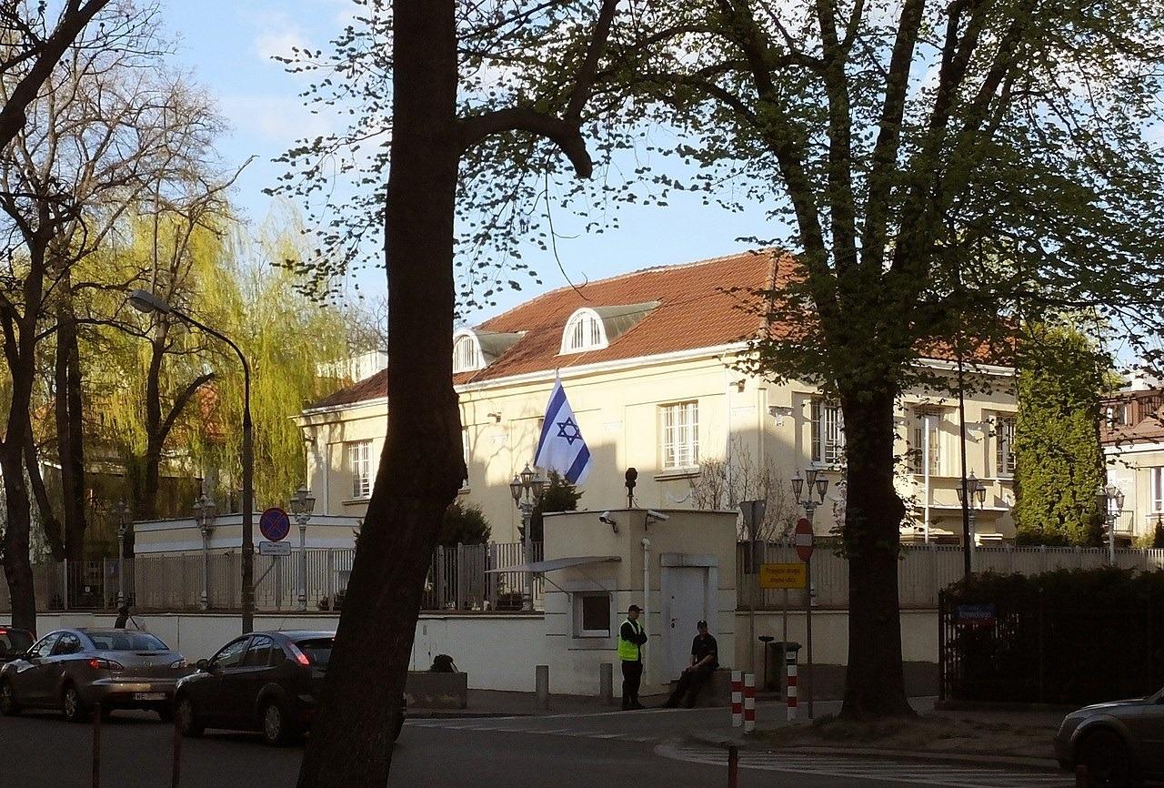 ambassade Polen